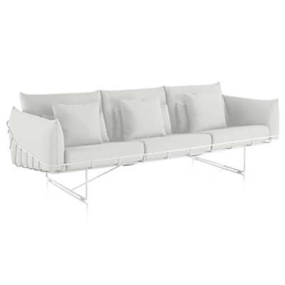 Picture of Wireframe Sofa by Herman Miller