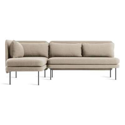 Picture for Bloke Armless Sofa with Chaise by Blu Dot