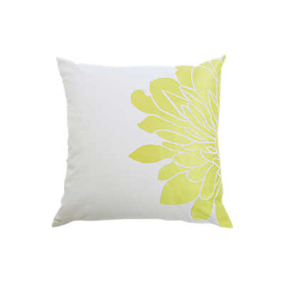Picture of Gemini Citron Pillow by Bliss Living