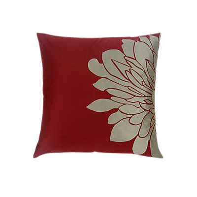 Picture of Gemini Red Pillow