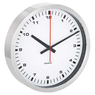 Picture for Era Medium White Wall Clock by Blomus