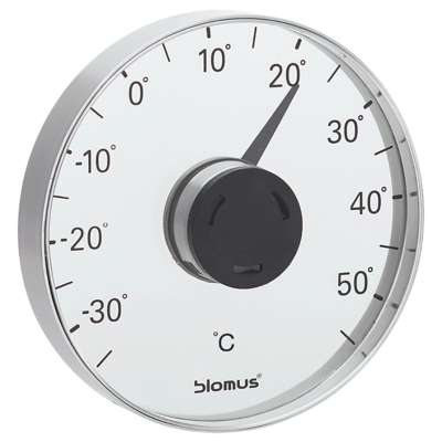 Picture for Grado Celsius Window Thermometer by Blomus