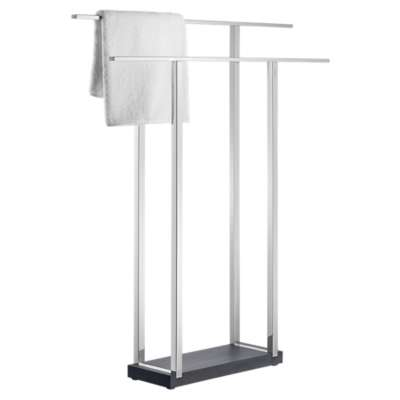 Picture for Menoto Poliert Double Towel Stand by Blomus