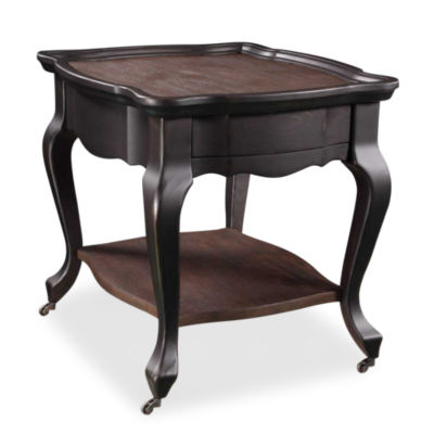 Picture of Colmar Rectangular End Table with Casters