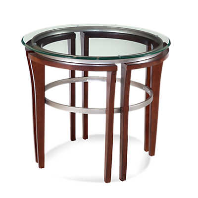 Picture of Fusion Round End Table