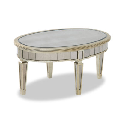 Picture of Borghese Oval Cocktail Table
