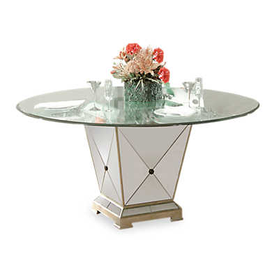 Picture of Borghese Dining Pedestal Table