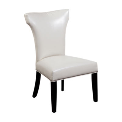 Picture of Nelson Shaped Nailhead Parsons Chair, Set of 2