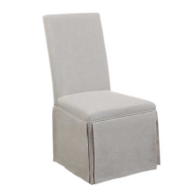 Picture of Skirted Parsons Chair