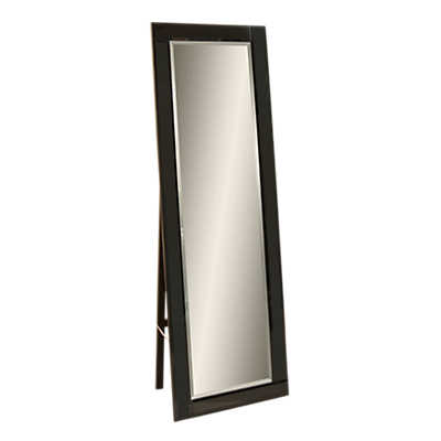 Picture of Onyx Cheval Standing Mirror