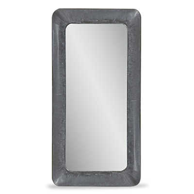 Picture of Zinc Leaning Mirror