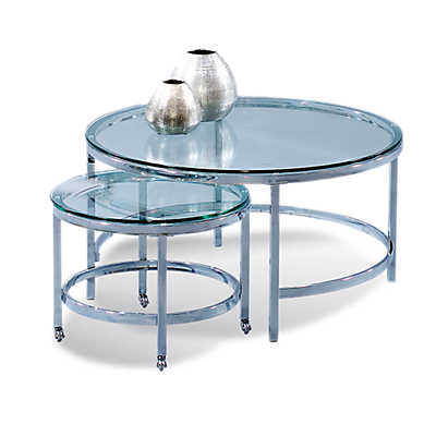 Picture of Patinoire Round Cocktail Table