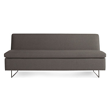 BO1SFNARMS-CONDIT SILVER GREY: Customized Item of Clyde Sofa by Blu Dot (BO1SFNARMS)