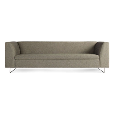 BO1SFWARMS-SANFORD BLACK: Customized Item of Bonnie Sofa by Blu Dot (BO1SFWARMS)
