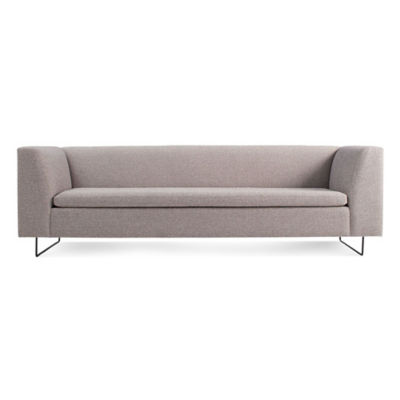 BO1SFWARMS-SANFORD PURPLE: Customized Item of Bonnie Sofa by Blu Dot (BO1SFWARMS)