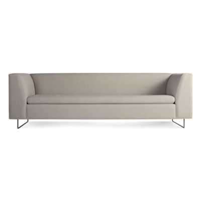 BO1SFWARMS-CONDIT SILVER GREY: Customized Item of Bonnie Sofa by Blu Dot (BO1SFWARMS)