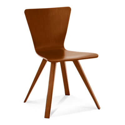 Picture of Bowtie Plywood Dining Chair by Saloom