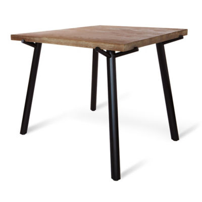 BR143SQOK-BK: Customized Item of Branch Square Table by Blu Dot (BR143SQ)