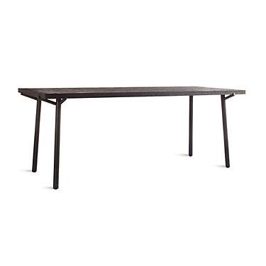 BRANCHTBL76-BLACKONOAKBLACK: Customized Item of Branch Dining Table by Blu Dot (BRANCHTBL)