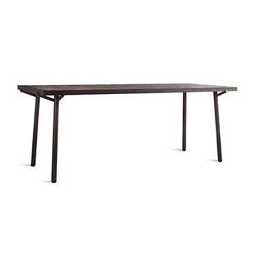 BRANCHTBL91-BLACKONOAKBLACK: Customized Item of Branch Dining Table by Blu Dot (BRANCHTBL)