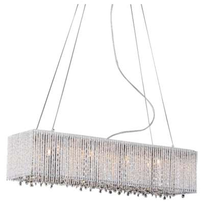 Picture for Crystalline 8-Light Chandelier by Bromi Design