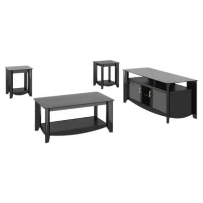 "Picture for Aero 56"" TV Stand and Table Set"