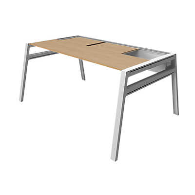 Picture of Turnstone Bivi Table with Back Pocket by Steelcase