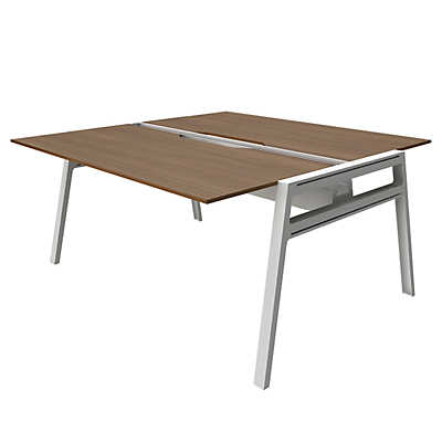 Picture of Turnstone Bivi Table for Two with Back Pockets by Steelcase