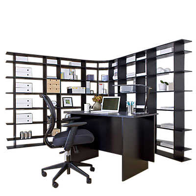The Contour Office Shelving System By Smart Furniture