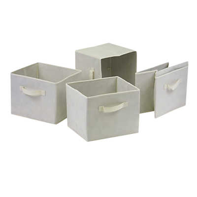 Picture of Fabric Storage Bins by Smart Furniture