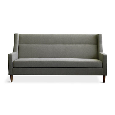 CARMICHAELSOFA-BERKELEY SHIELD: Customized Item of Carmichael Loft Sofa by Gus Modern (CARMICHAELSOFA)
