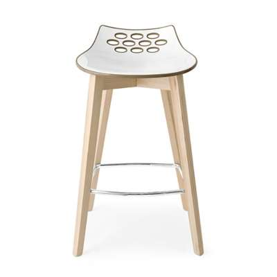 Picture for Jam Stool - 4 Leg Solid Wood Base by Connubia