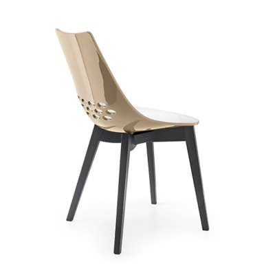 Picture for Jam Chair - 4 Leg Solid Wood Base by Connubia