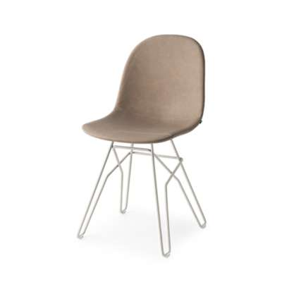 Picture for Academy Upholstered Chair - Metal Rod Base by Connubia