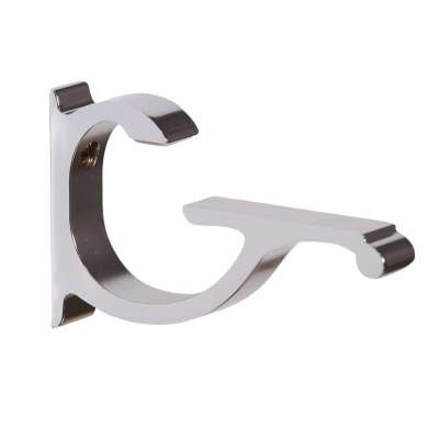 Picture for C-Shaped Wall Shelf Brackets, Set of 2 by Smart Furniture