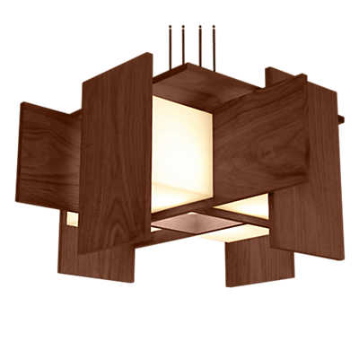 Picture of Muto Large LED Pendant Light by Cerno