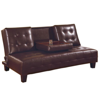 Judson Armless Tufted Sleeper Sofa Smart Furniture