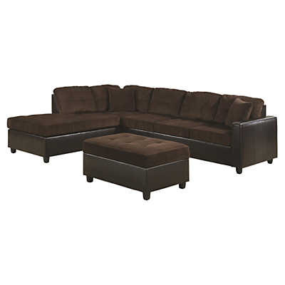 Picture of Henri Reversible Sectional Sofa by Coaster