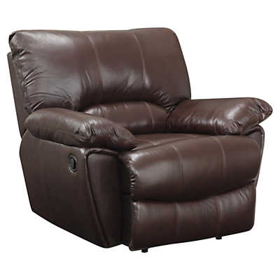 Picture of Clifford Leather Recliner by Coaster