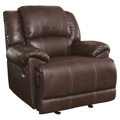 Picture of Mackenzie Leather Glider Recliner