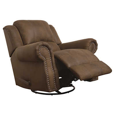 Picture of Sir Rawlinson Swivel Rocker Recliner by Coaster