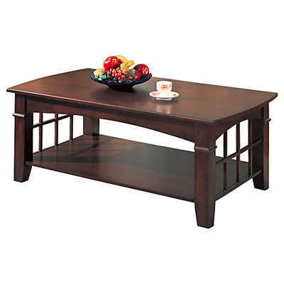 Cottage Cherry Coffee Table Smart Furniture