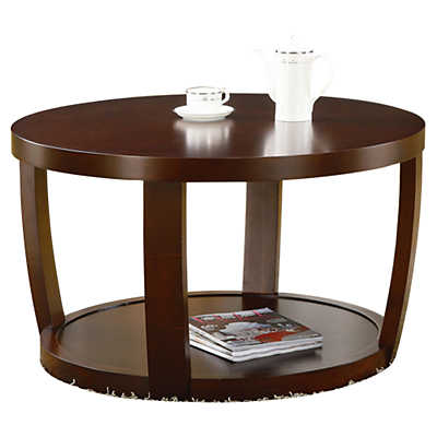 Picture of Barrel Coffee Table