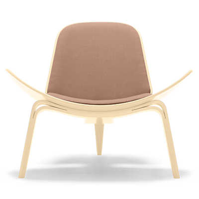 Picture of Hans Wegner Shell Chair by Carl Hansen