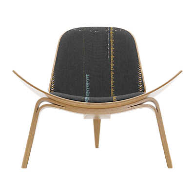 Picture of Maharam Borders Shell Chair