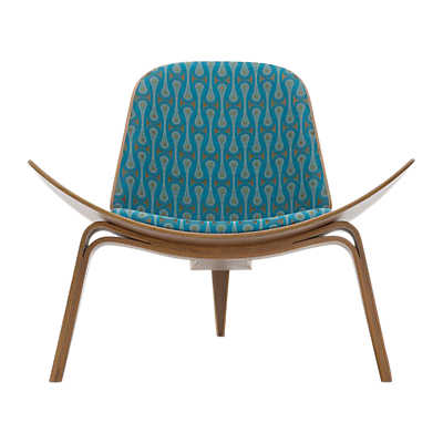Picture of Maharam Design 9297 Shell Chair