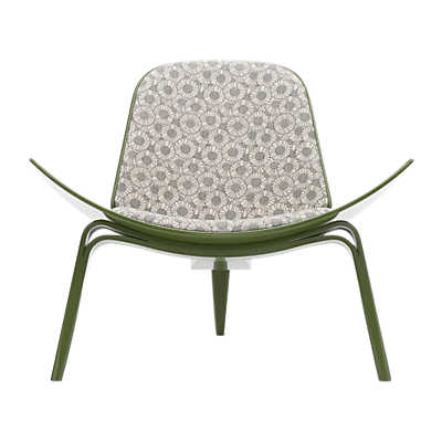 Picture of Maharam Orakelblume Shell Chair