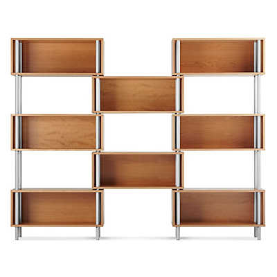 Picture of Chicago 8 Box Shelving Unit by Blu Dot