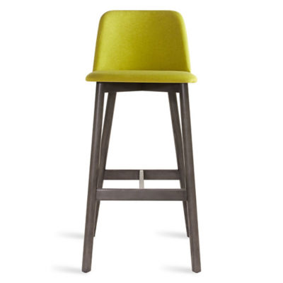 CH1BAR-BRIGHTGREENSMOKE: Customized Item of Chip Bar Stool by Blu Dot (CH1BAR)