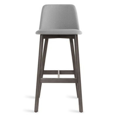 CH1BAR-PEWTERSMOKE: Customized Item of Chip Bar Stool by Blu Dot (CH1BAR)
